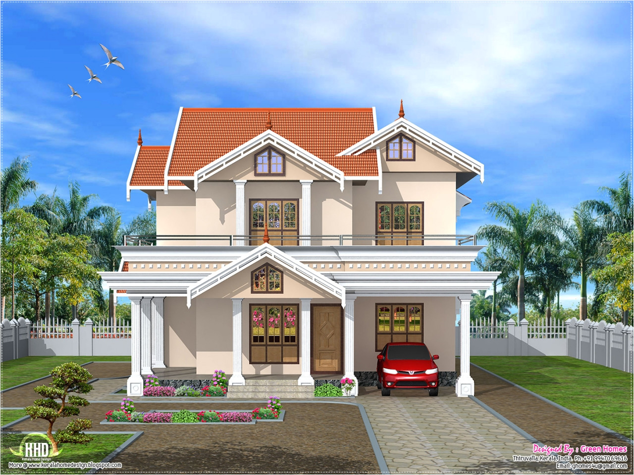 7f4b4008e422909f kerala house front elevation design kerala house photo gallery