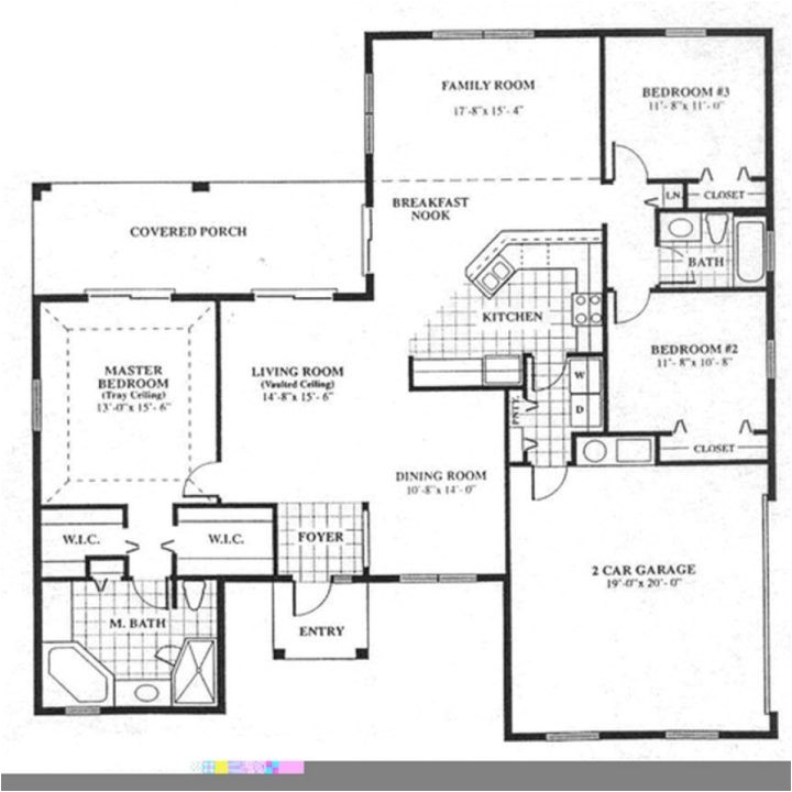 house floor plans with cost to build