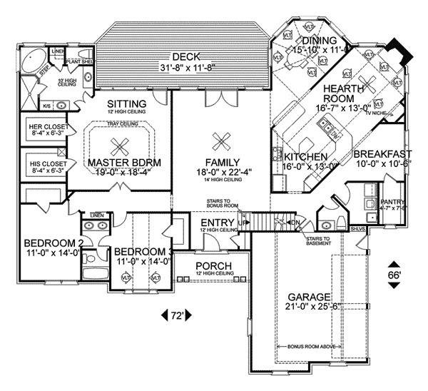 house plans cost estimate to build