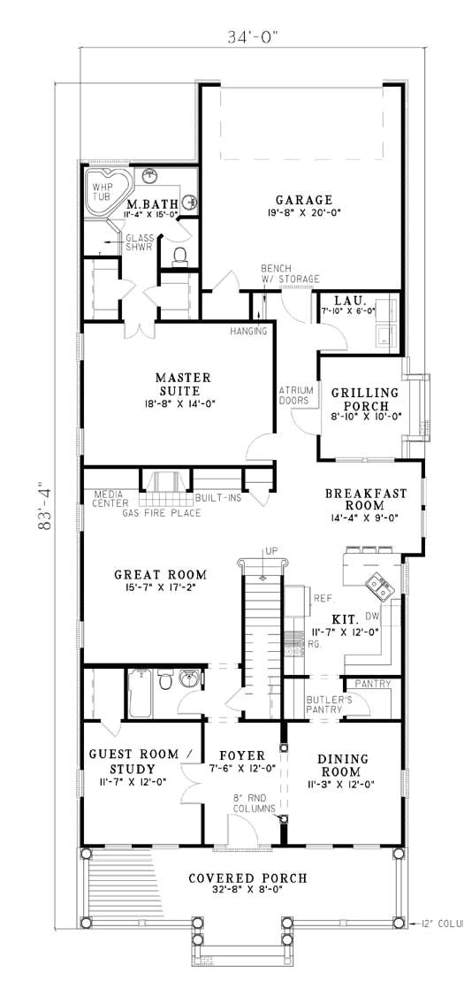 house plans for randy