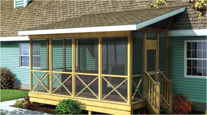 House Plans with Screened Back Porch Porch Roof Designs