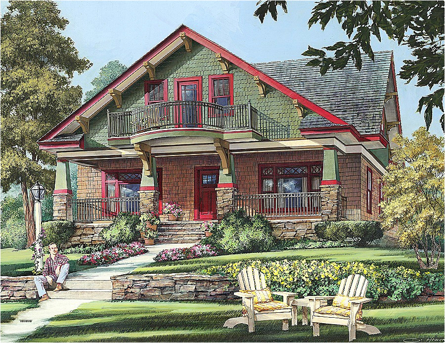 second story balcony house plans