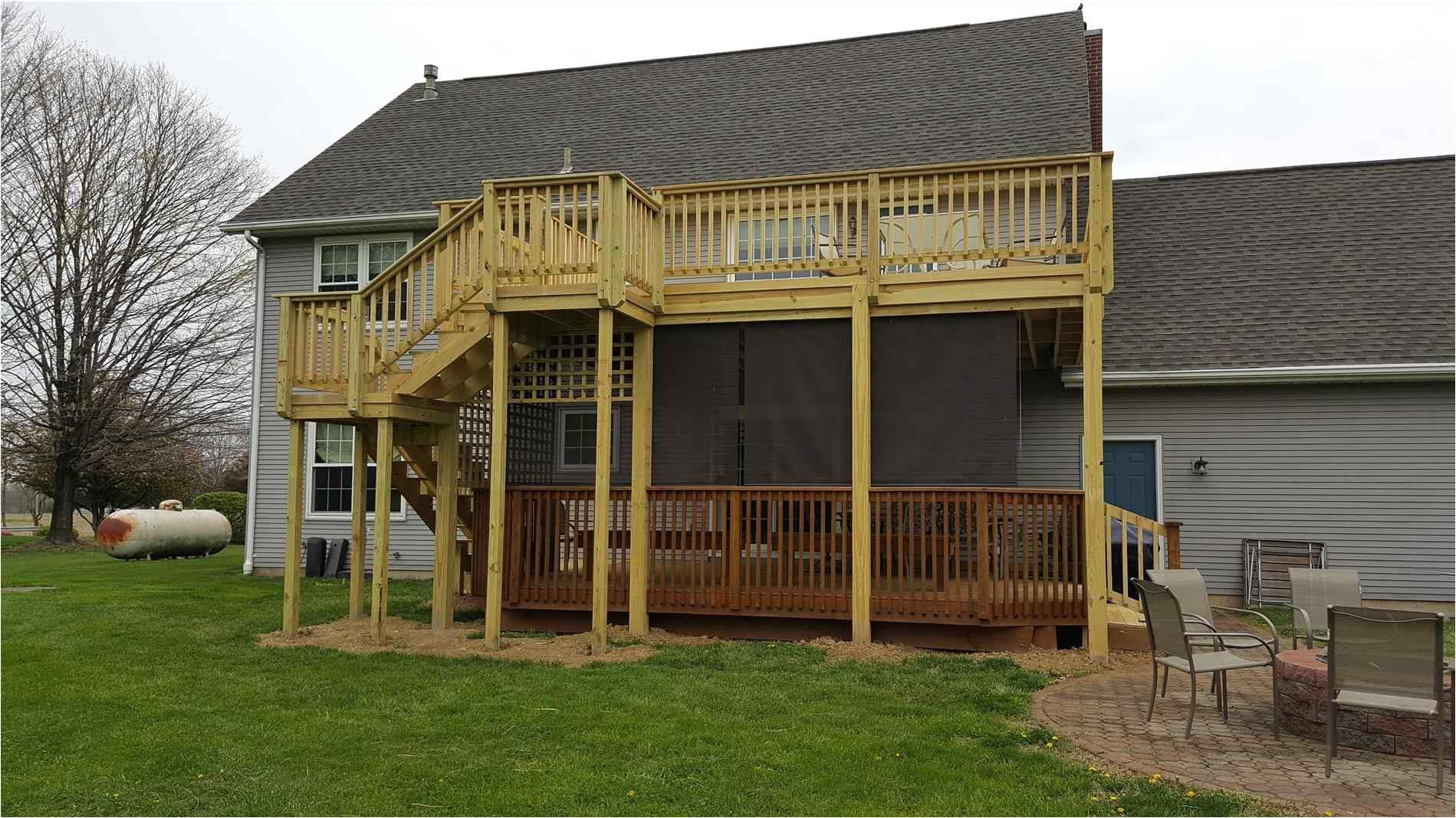 House Plans with Second Story Porch Second Story Deck with Roof Arch Dsgn