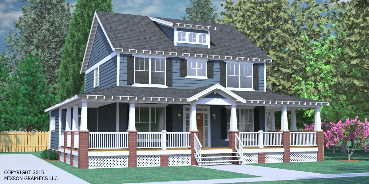 House Plans with Second Story Porch Second Story Porch House Plans