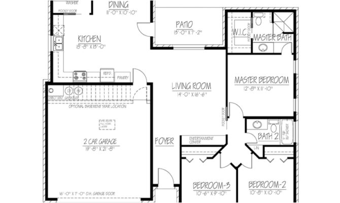 20 amazing small footprint house plans