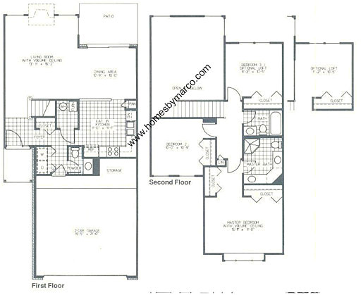 hubbell homes floor plans