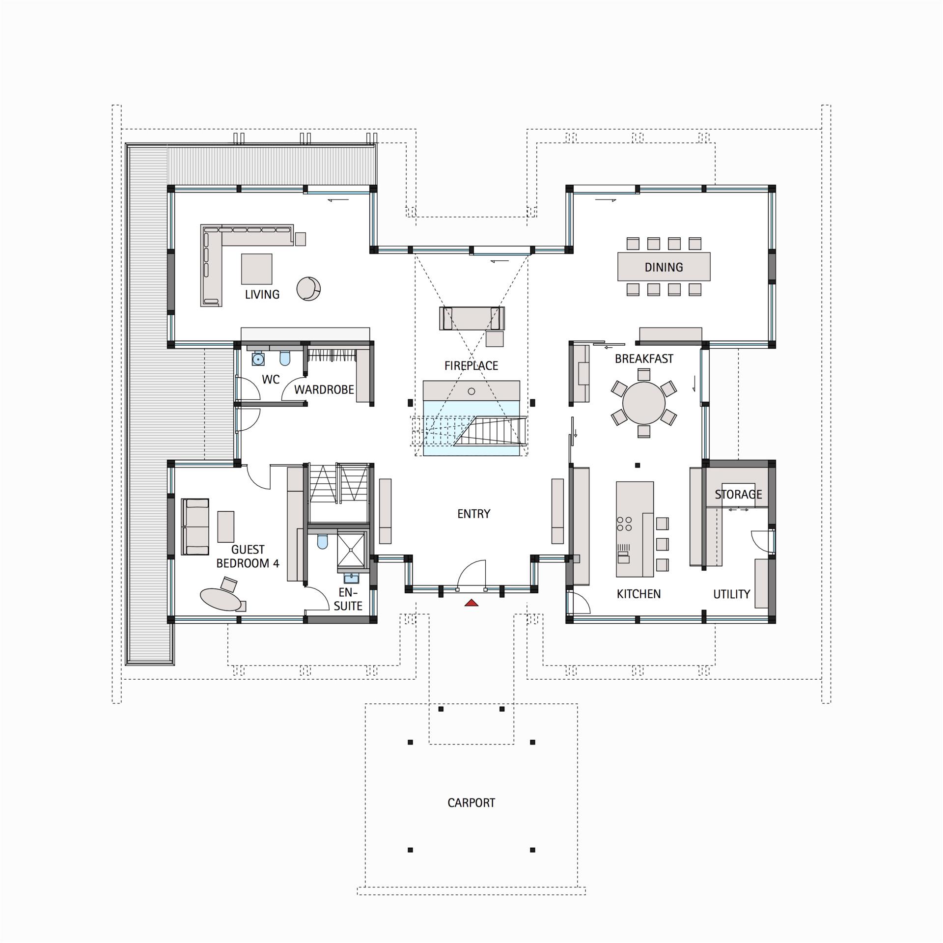 huff homes floor plans