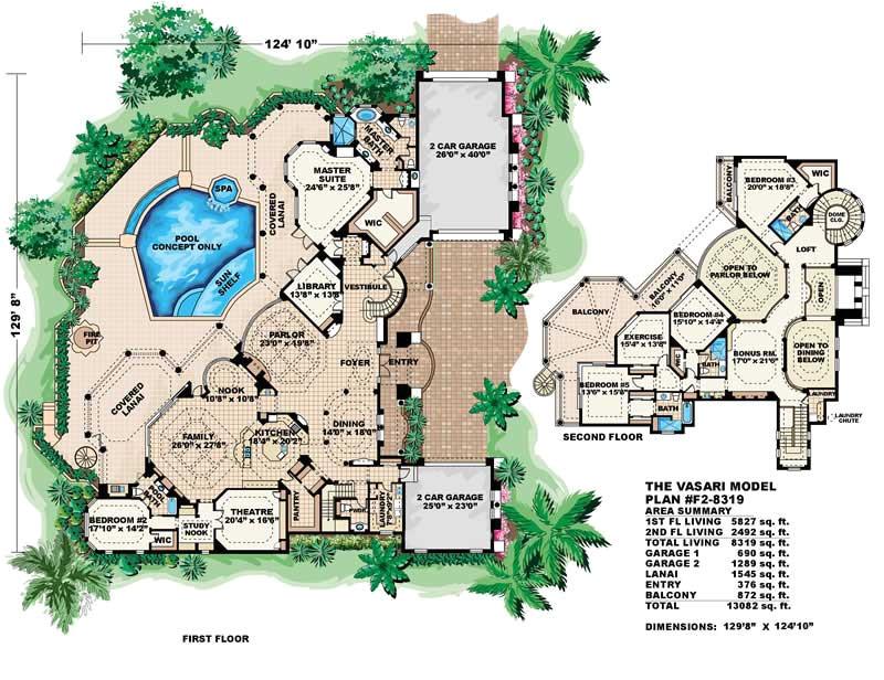 home plan 11521