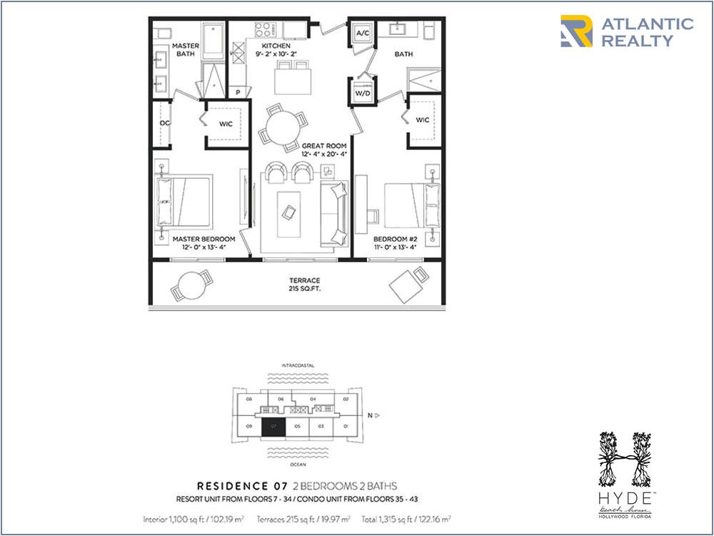 Hyde Homes Floor Plans Hyde Beach House New Miami Florida Beach Homes