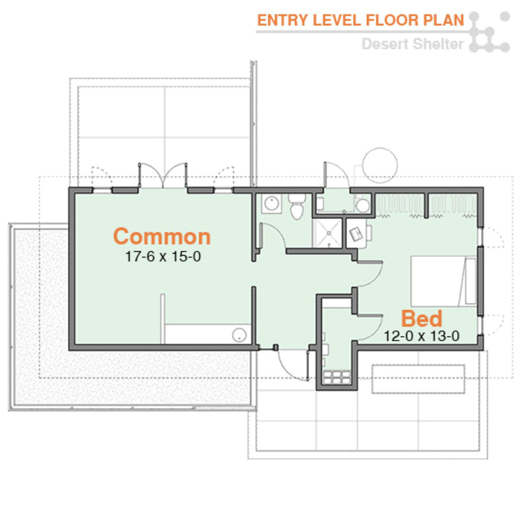 672 square feet 1 bedrooms 1 bathroom vacation house plan 0 garage 37403