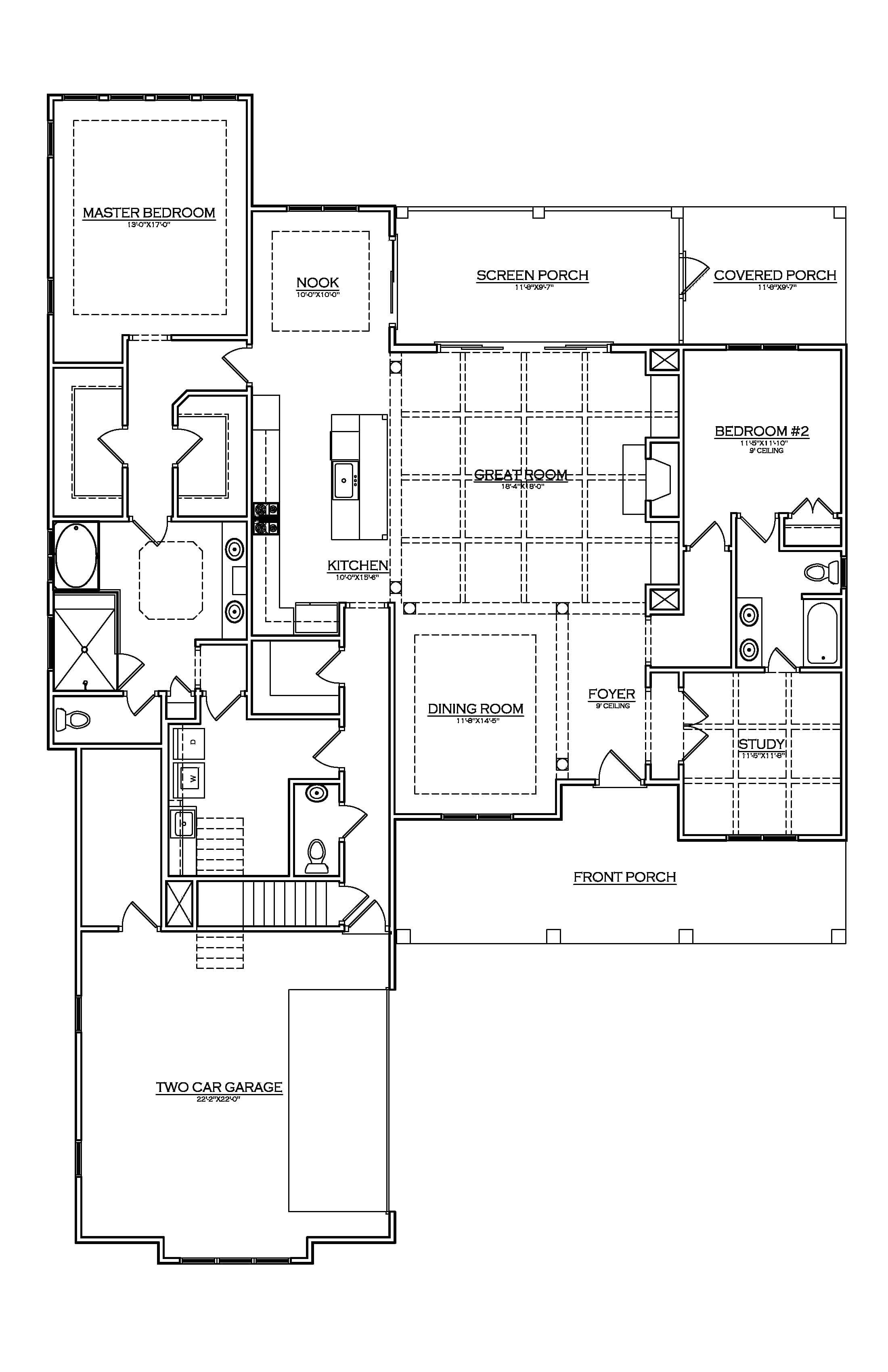 2017 ideal home compass pointe