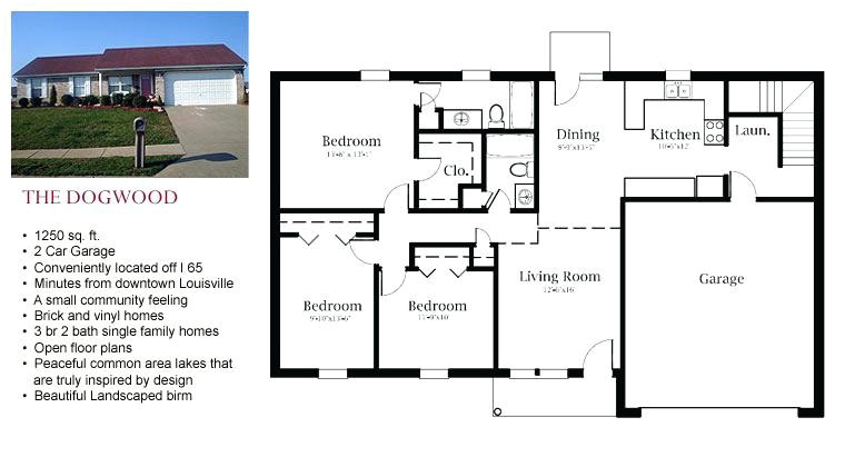 house plan 1250 sq ft