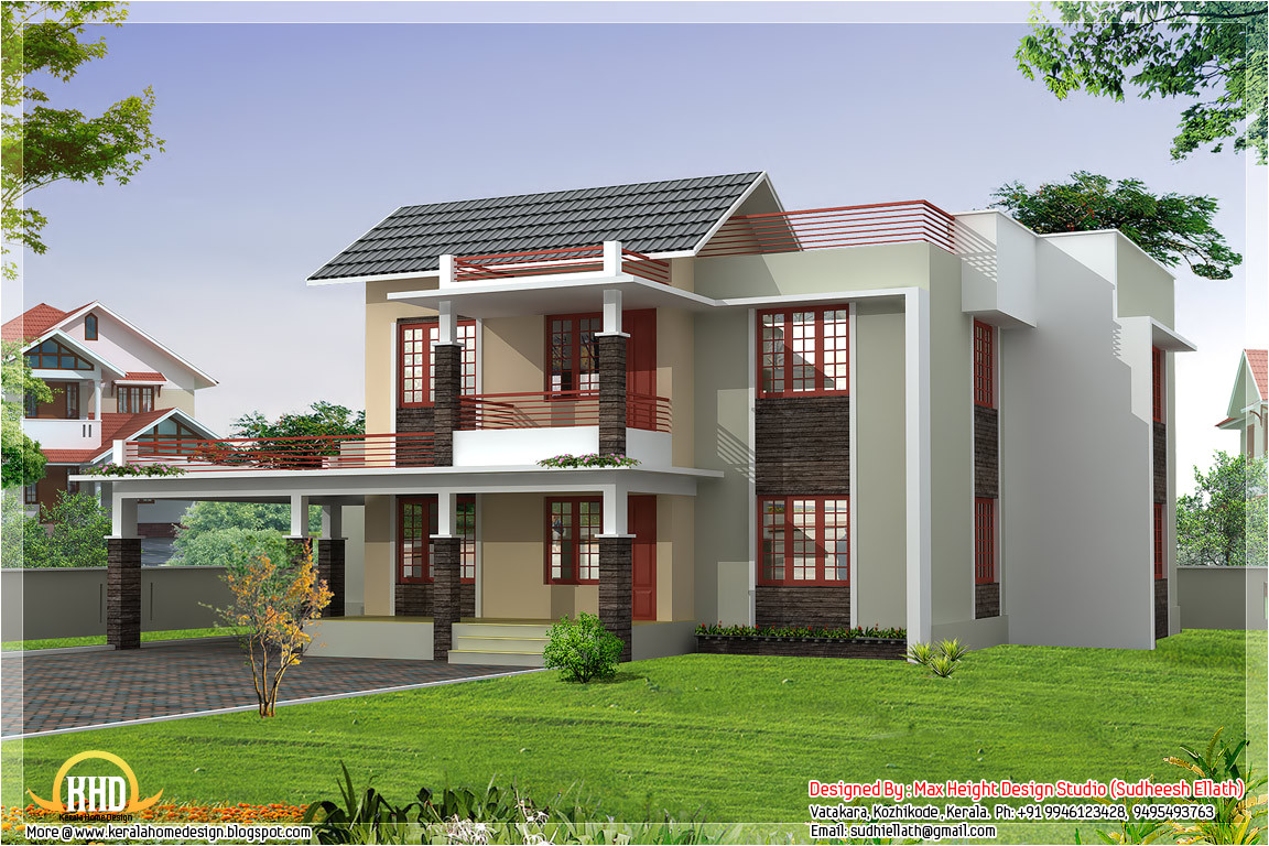 Indian Style Home Plan Four India Style House Designs Kerala Home Design and