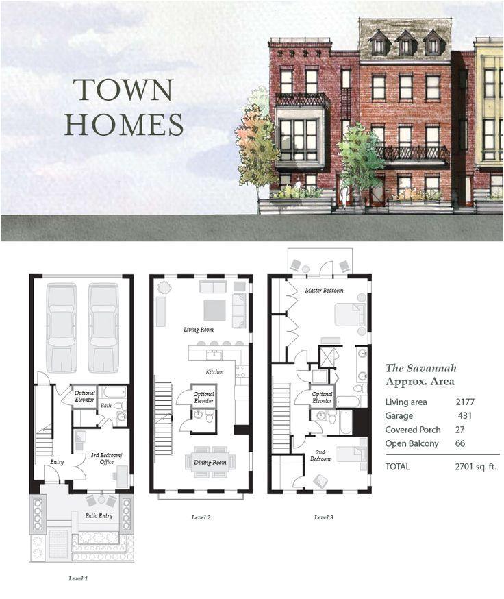 urban infill house plans