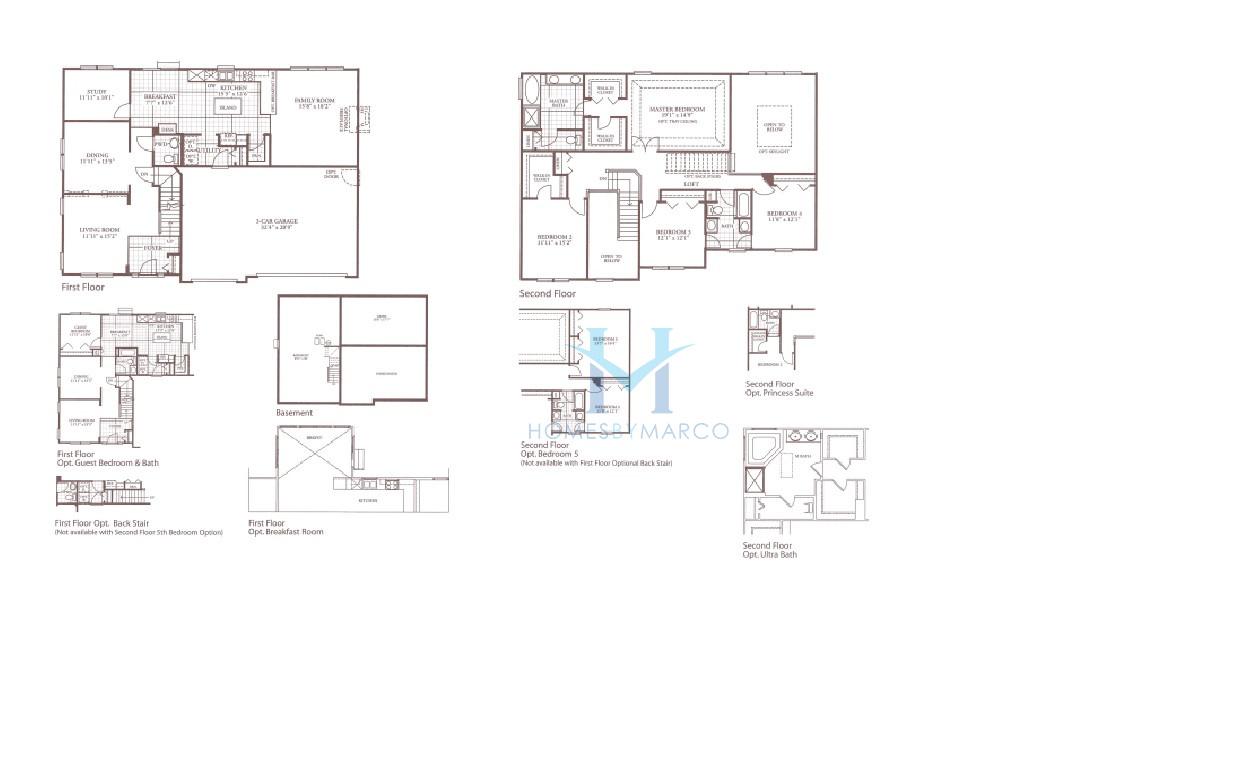 devonshire floor plan