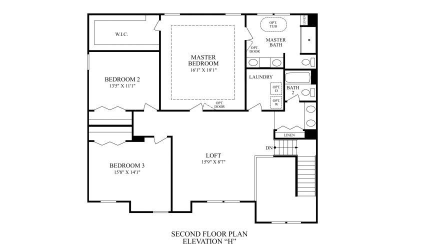 Inland Homes Devonshire Floor Plan Devonshire Floor Plan New Home Floorplan Pittsburgh Pa
