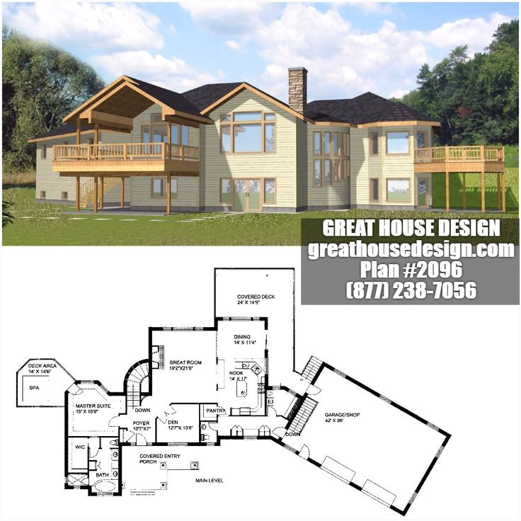 concrete insulated forms house plans
