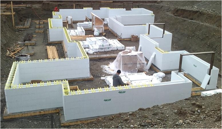 Insulated Concrete forms Home Plans Icf Construction why You Should Care About It for Your