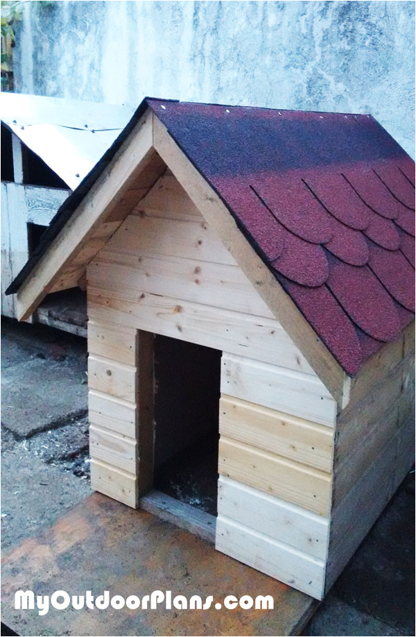 Insulated Dog House Building Plans Diy Insulated Dog House Myoutdoorplans Free