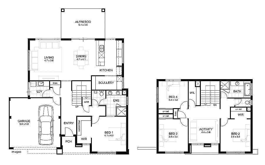 upside down beach house plans australia