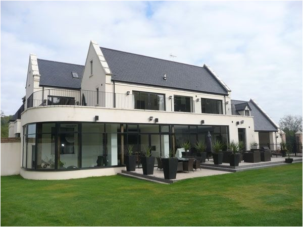 modern irish house plans