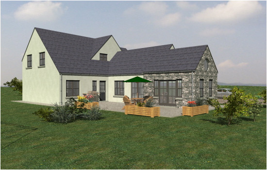 house plans ireland dormer