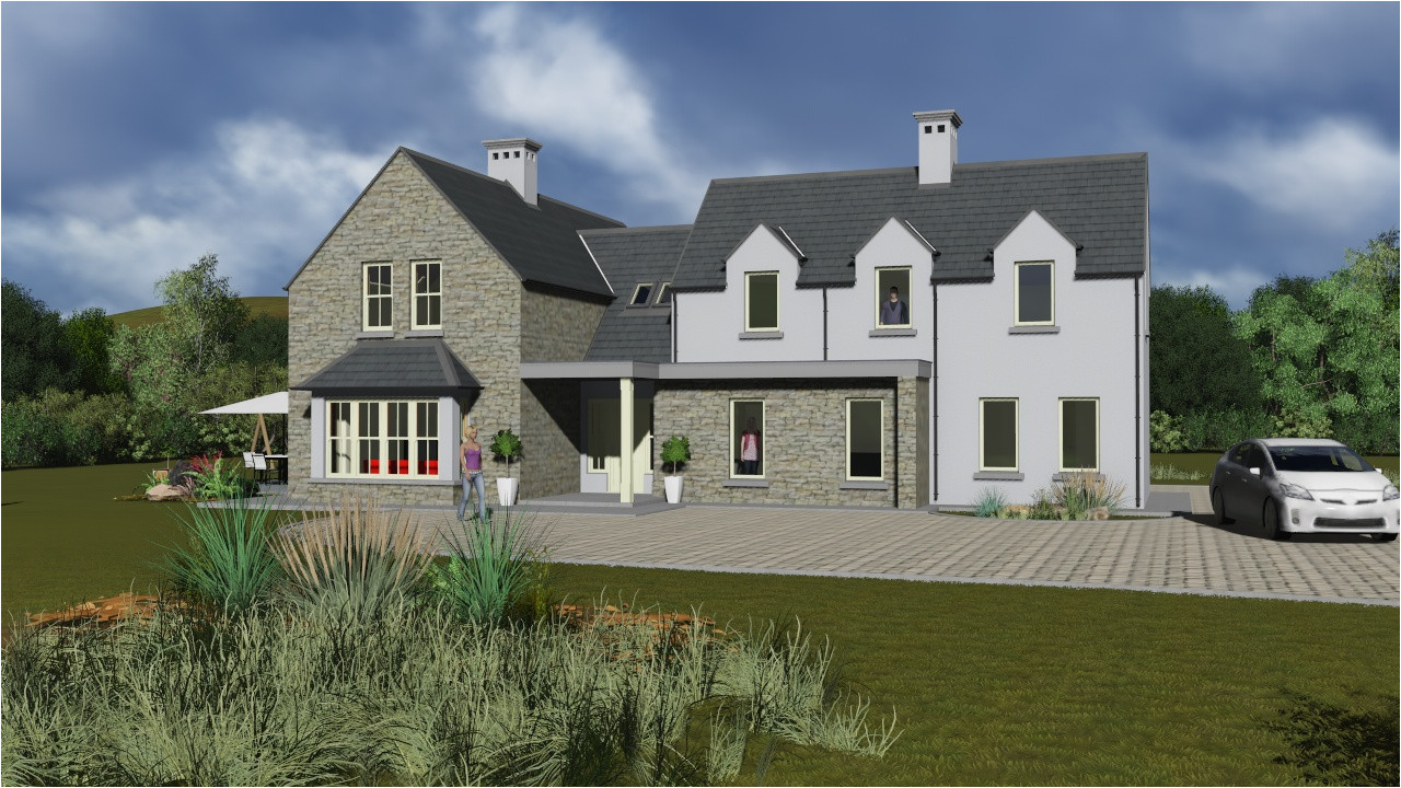 www irish house plans com