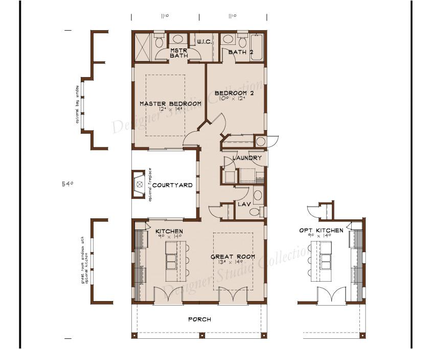 karsten floor plans