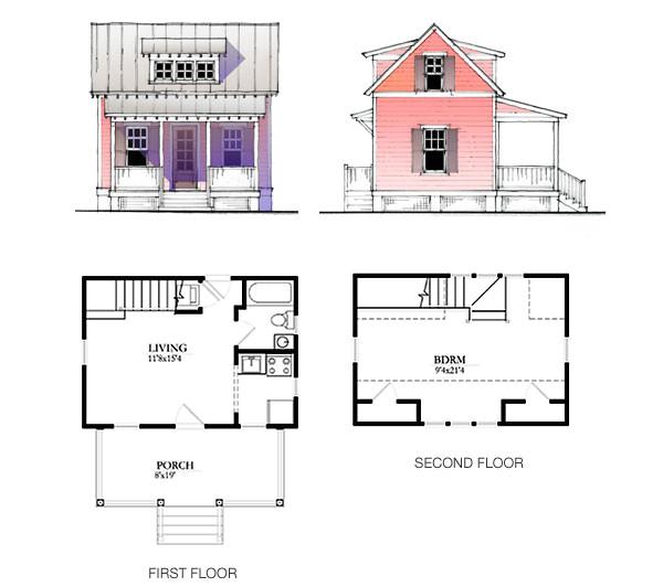 cd the katrina cottage model 633 711008535