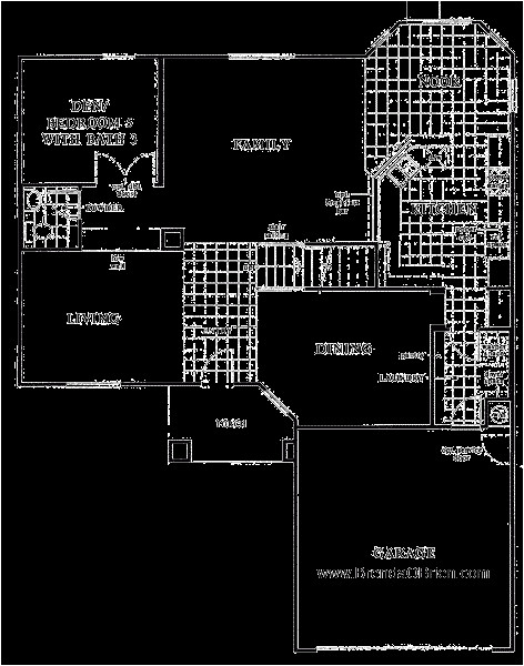 kb home floor plans
