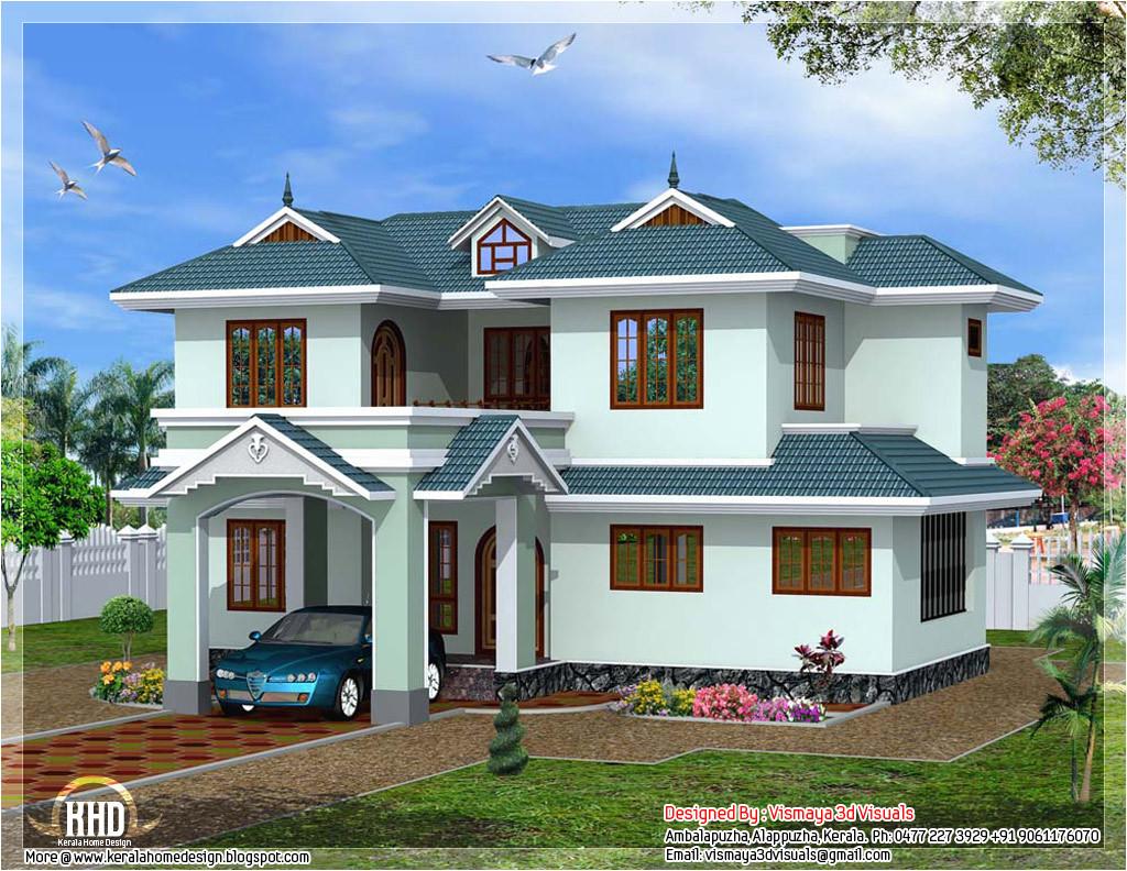 kerala style villa 4bhk