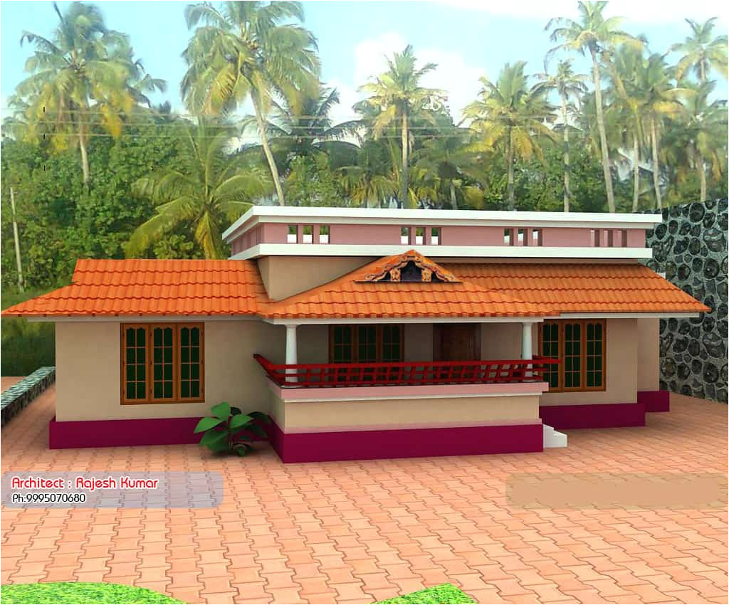 small house plans in kerala 3 bedroom
