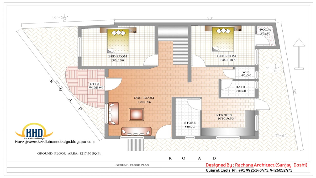cc9a273aa0632278 home design indian plan ground floor kerala home plans with estimate