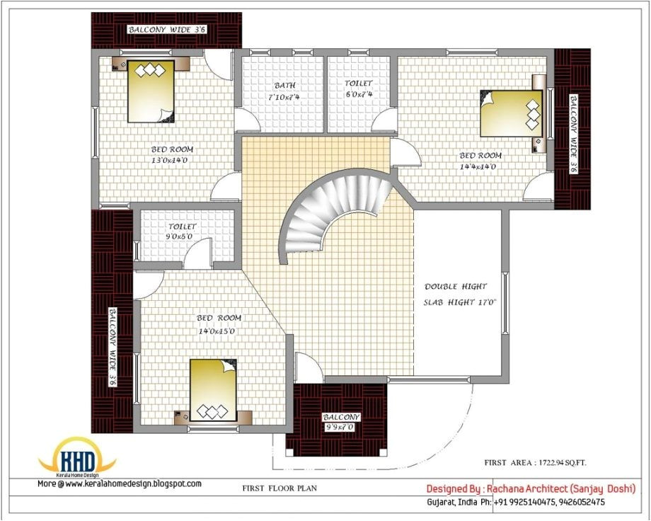 kerala house plans with photos and estimates