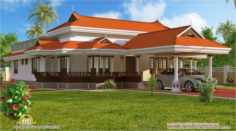 kerala model house design 2292 sq ft