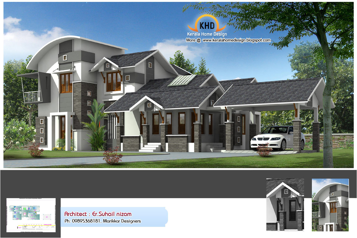 kerala new design homes simple house designs flat