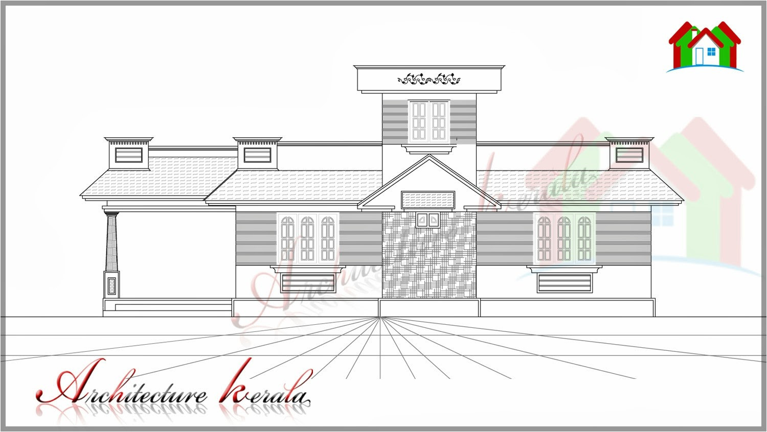 low budget homes plans in kerala unique small house plans in kerala two bedroom house plan for small