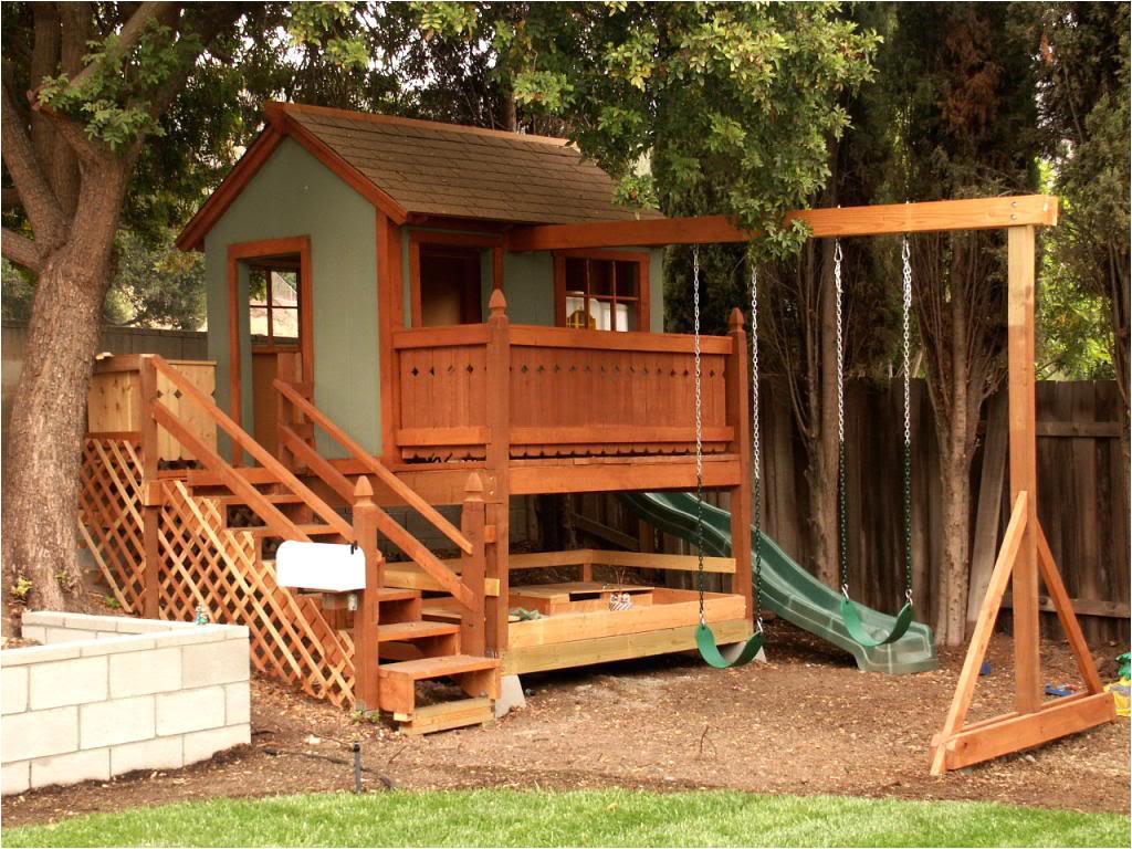 children playhouse plans
