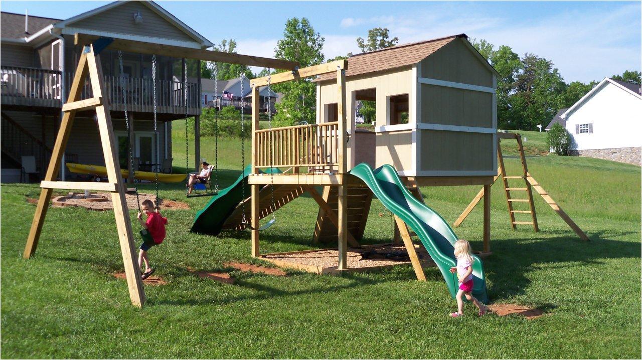 kids club house plans