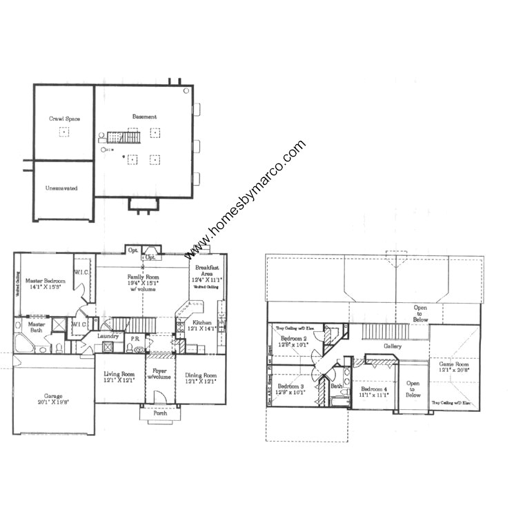 kimball hill homes floor plans