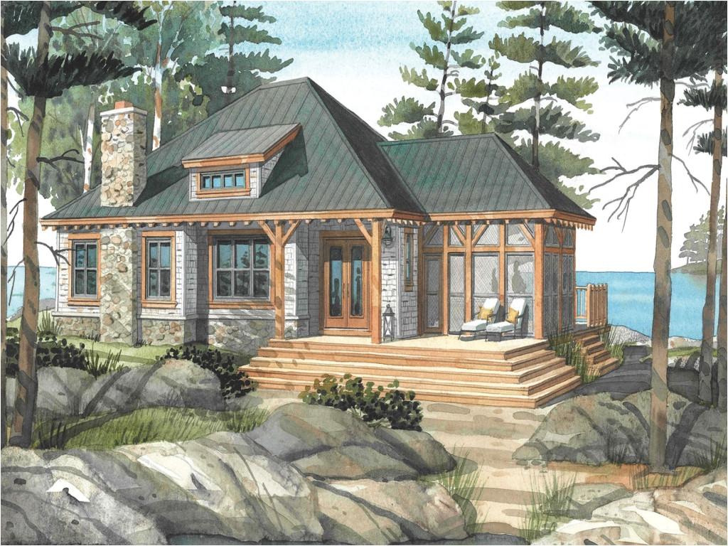 2622e9f06e746636 cottage home design plans small retirement home plans lakefront