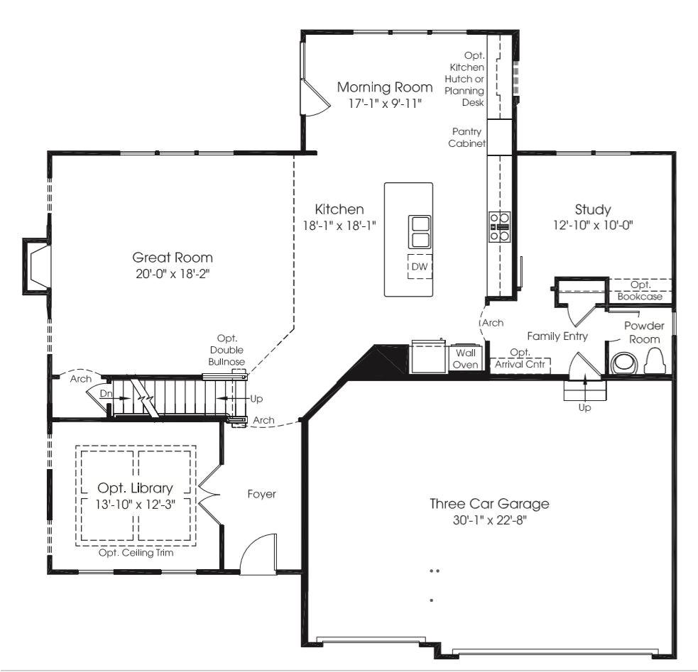 Landon Homes Floor Plans   plougonver.com