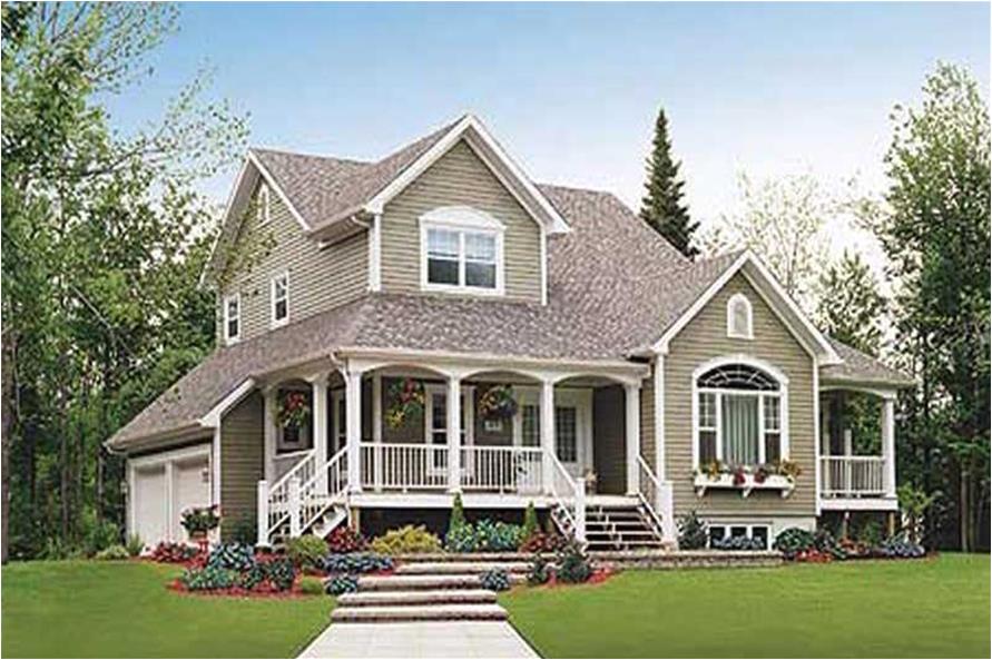 home plan 3540