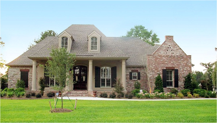 large european french country house plans