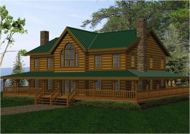 large log homes cabins kits floor plans