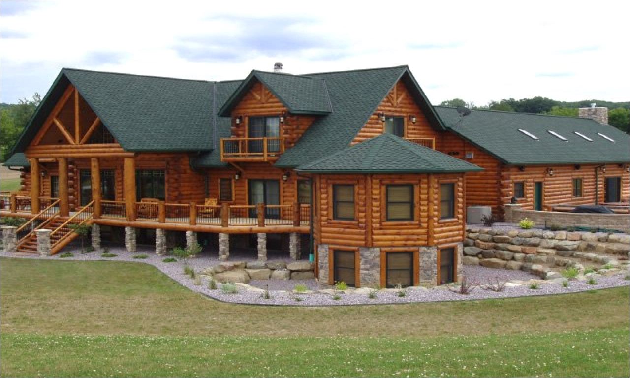 8ef54c51432d7619 large luxury log home plans luxury log home designs