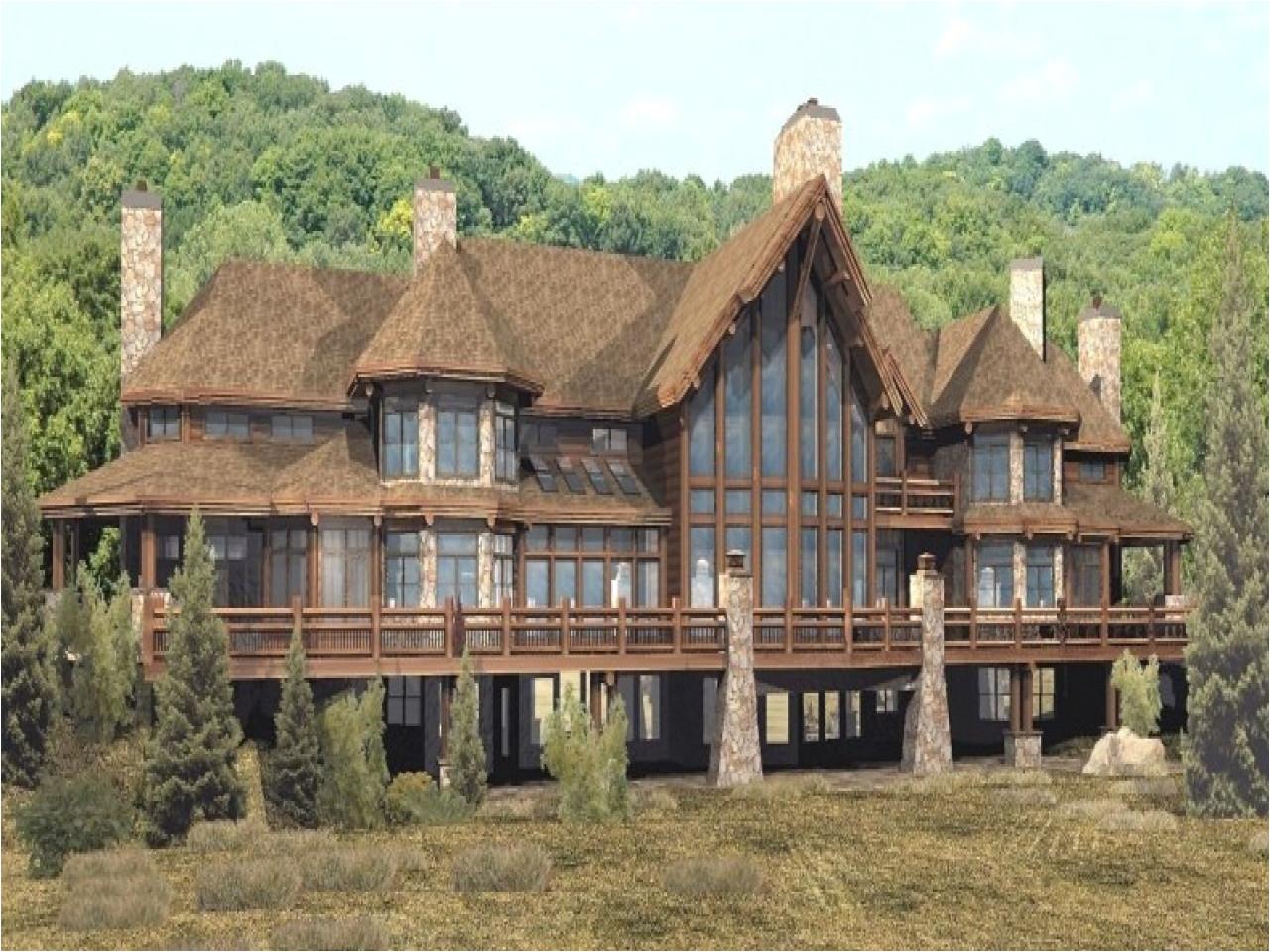 d404074811c84124 luxury custom log homes luxury log cabin home plans
