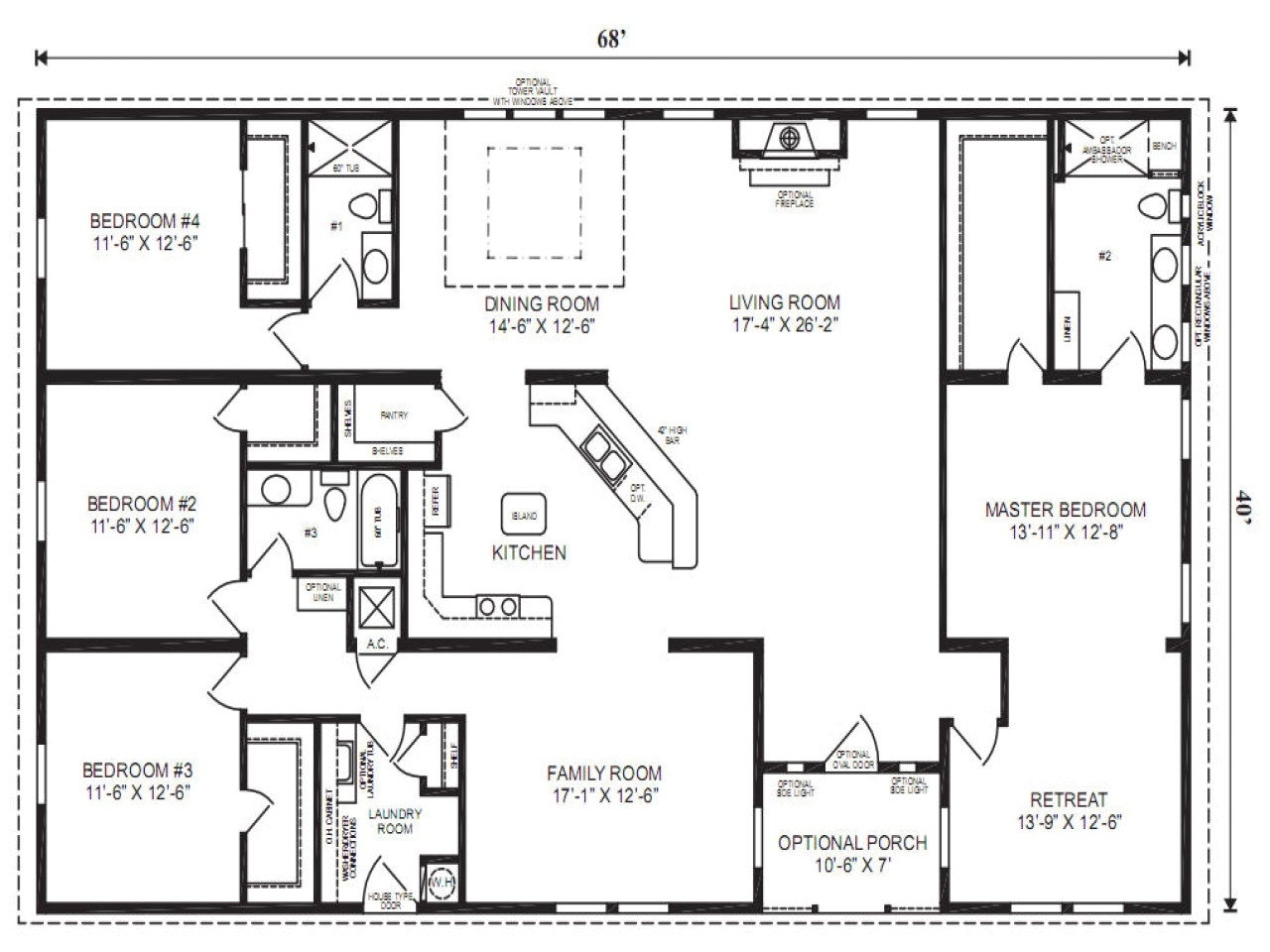afefe0a349f6ad09 double wide mobile homes mobile modular home floor plans