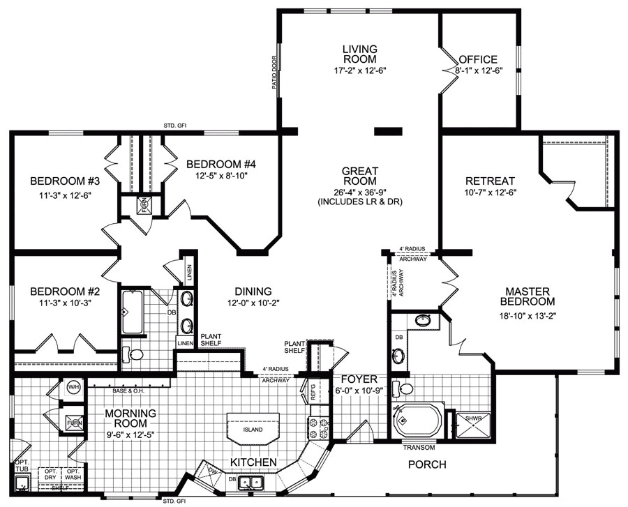 large modular home floor plans elegant best 25 modular home floor plans ideas on pinterest modular