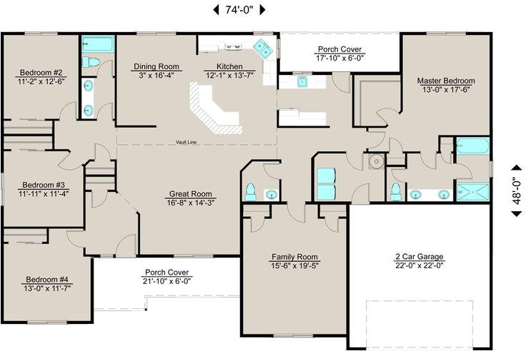 Lexar Home Plans Lexar Homes 2573 Floor Plan Home Sweet Home